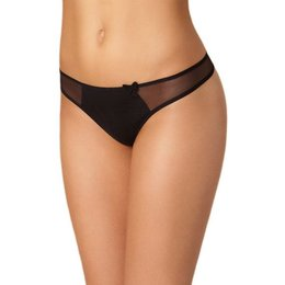 Passionata Miss Joy Thong Black