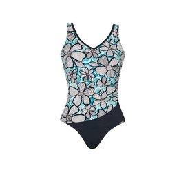 Sunmarine Colombo Bathing Suit Turquoise