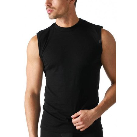 Mey Noblesse Trends Muscle Shirt Black