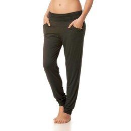 Mey Long Yoga Trousers New Black Diamond
