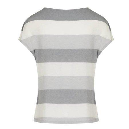 LingaDore Hammock T-Shirt Wide Stripes Print