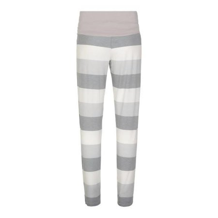 LingaDore Hammock Legging Wide Stripes Print