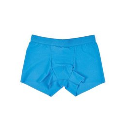 HOM Clean Cut Boxer Briefs Blue