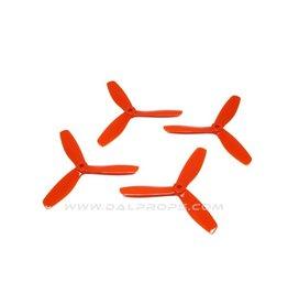 """DALPROP T5045 Propeller 5"""" Oranje"""
