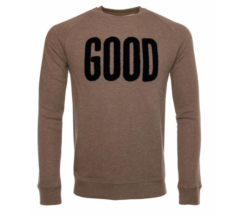 The Goodpeople Sweatshirt Good Beige