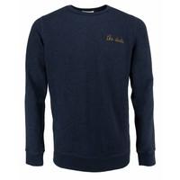 Maison Labiche Sweatshirt The Dude Navy