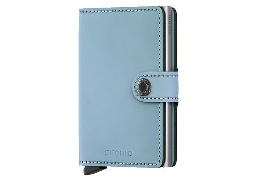 Secrid Secrid Miniwallet Matte Blue