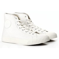 Bata Bullets Sneakers High-Top White