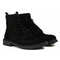 Garment Project Army Boots Black