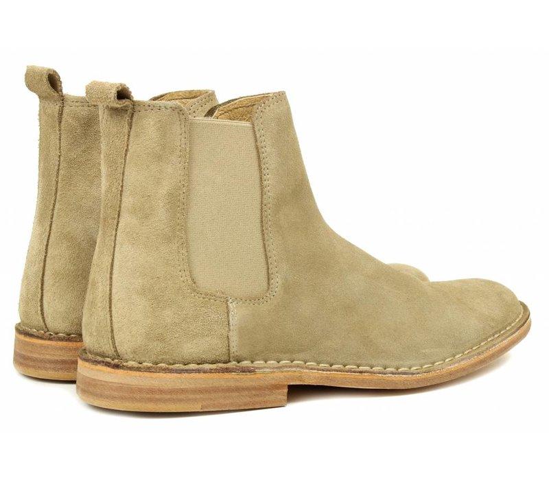 Garment Project Chelsea Boots Beige