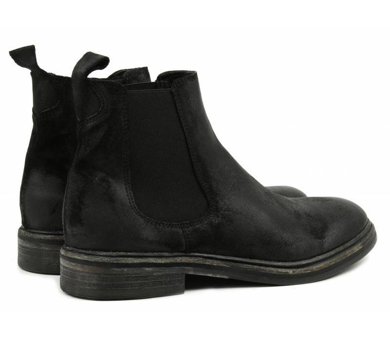 Goosecraft Chelsea Boots Chet Black