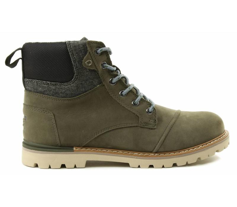 TOMS Ashland Boots Waterproof Tarmac Olive