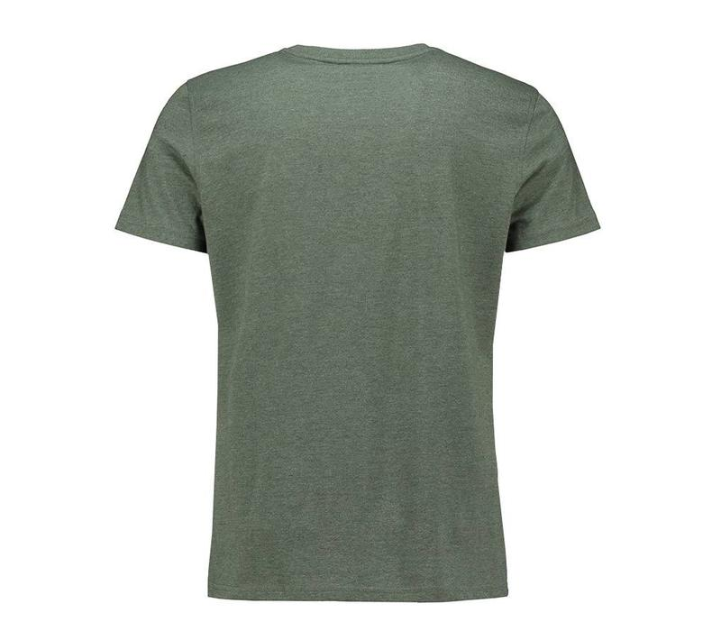 The Goodpeople T-Shirt Cosmos Green