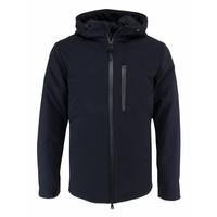 HOX Winter Jacket Dark Blue