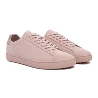 Clae Bradley Sneakers Rose Nubuck