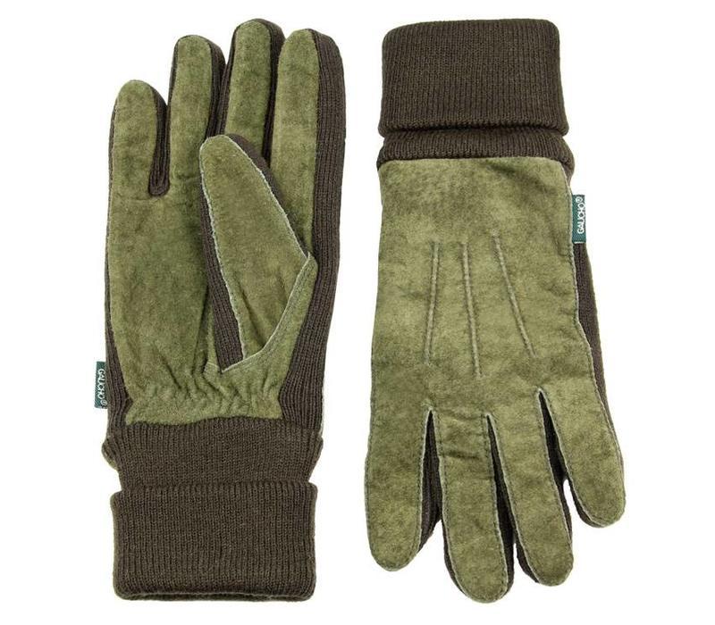 Gaucho Sandwich Gloves Olive