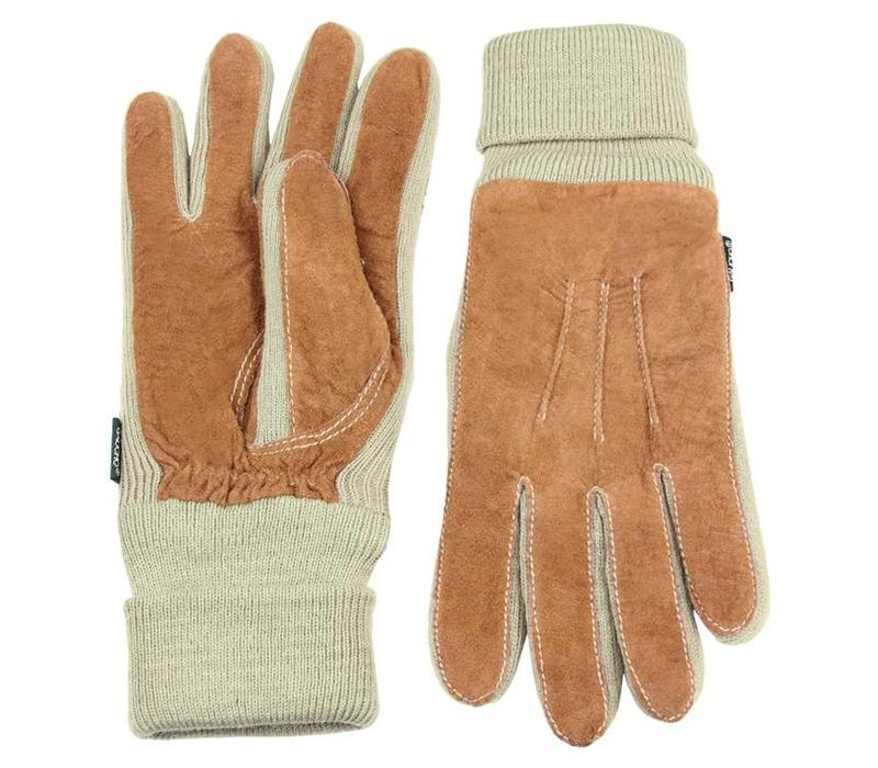 Gaucho Sandwich Gloves Chestnut