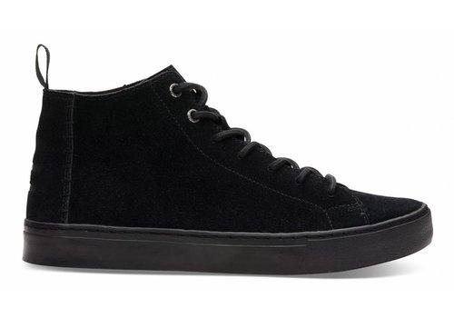 Toms Toms Sneakers Lenox Mid. Suede Black