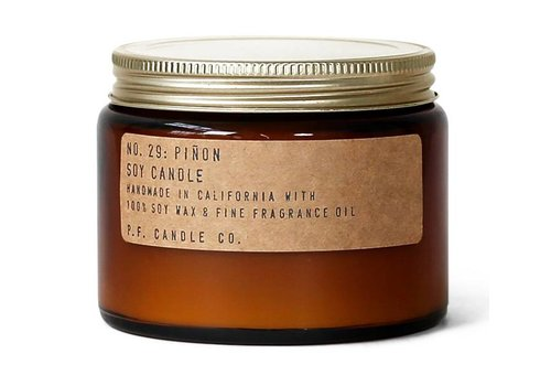 P.F. Candle Co. P.F. Candle Co. Geurkaars Piñon - groot