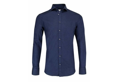 Bertoni Shirt Jigger Navy