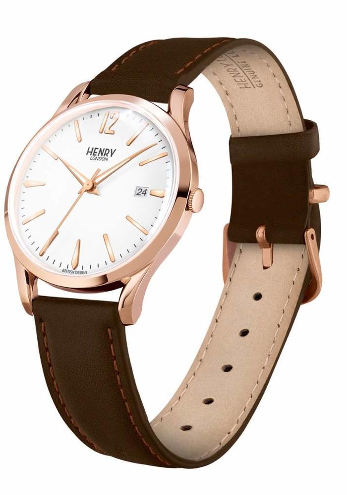 Henry London Richmond Horloge HL39-S-0028