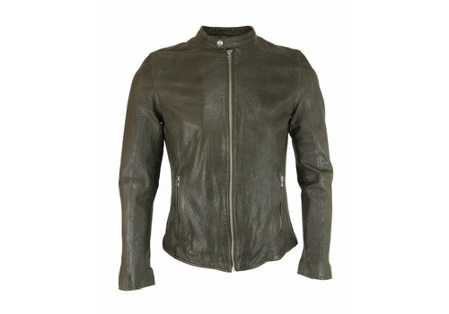 Goosecraft Goosecraft Naples Biker Leather Jacket
