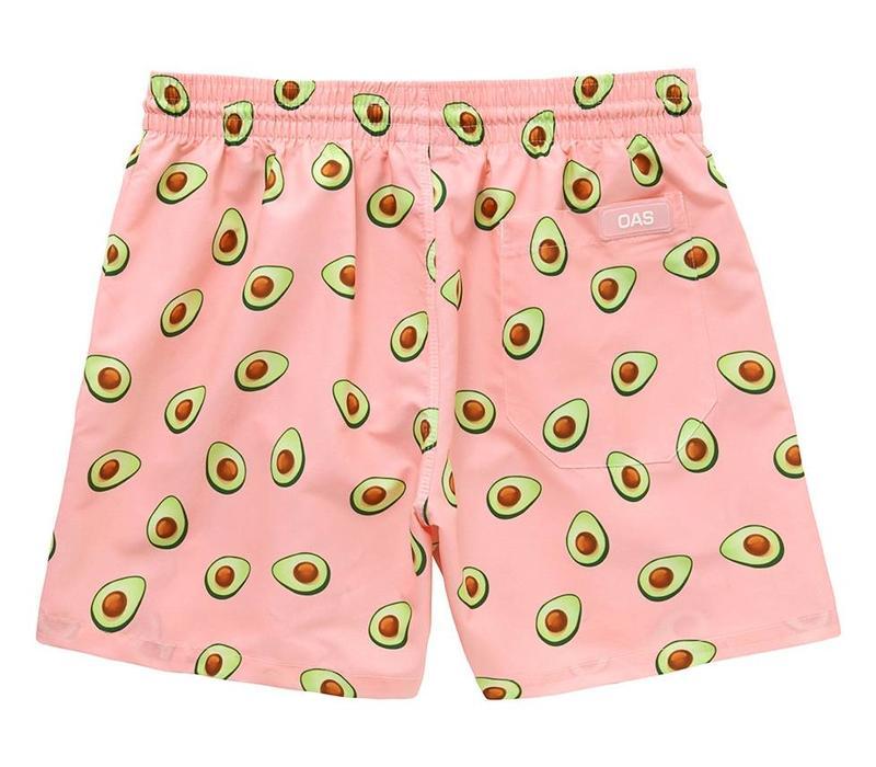 OAS Zwemshort Avocado