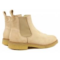 Goosecraft Chet Crêpe Chelsea Boots Sand