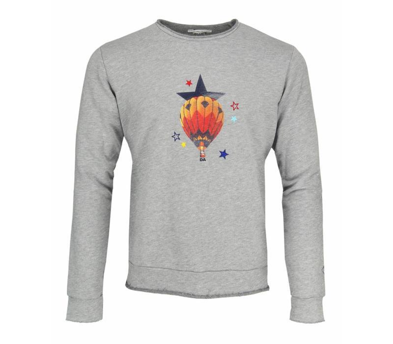 Daniele Alessandrini Sweater Air-Balloon Grey