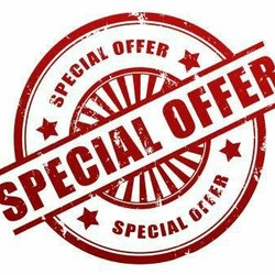Specimal Offers