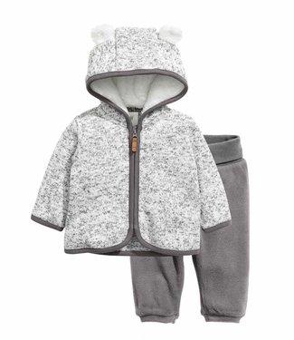 Zara Fleece Set