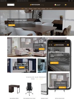 Theme Invision Home & Living