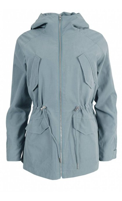 Elvine Ebba Dusty Petrol Summer Jacket