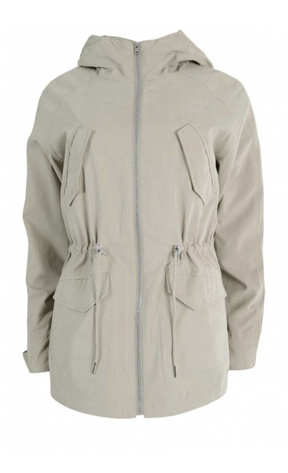 Elvine Ebba Taupe Summer Jacket