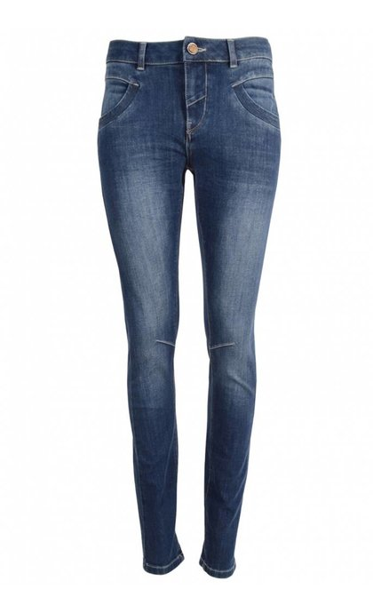 Mos Mosh Naomi Freedom Blue Denim