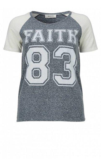 Modstrom Santiego T-Shirt Navy Sky