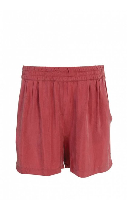 Indi & Cold Cupro short with Elastic Waist