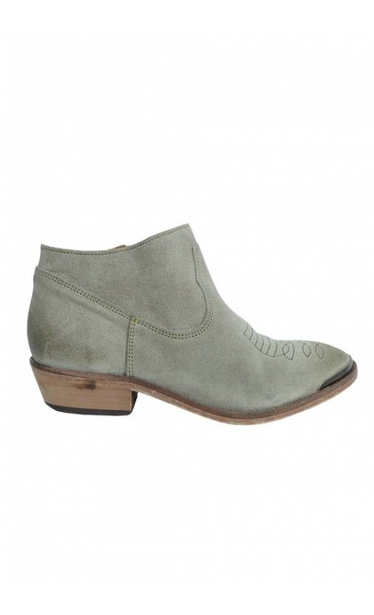 Catarina Martins Olsen Velour Low Boot