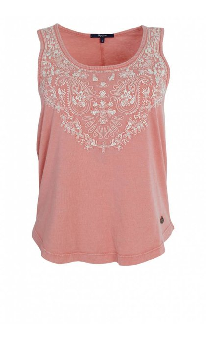 Pepe Jeans Frida Top Red Hot