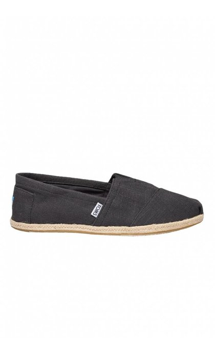 Toms Seasonal Classics Black Washed