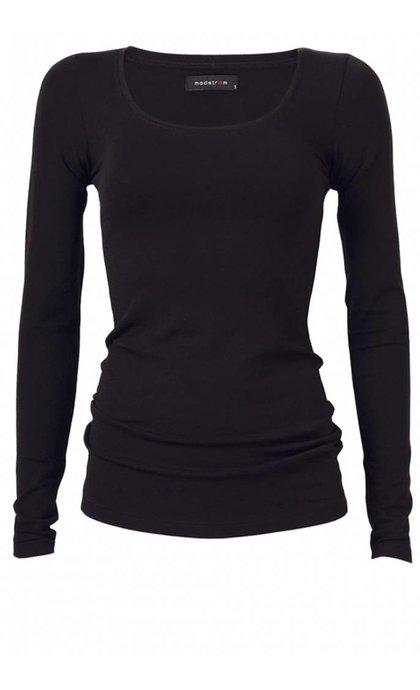 Modstrom Basics Turbo Basic T-Shirt Black