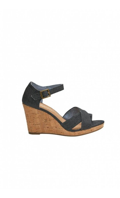 Toms Sienna Wedge Heel