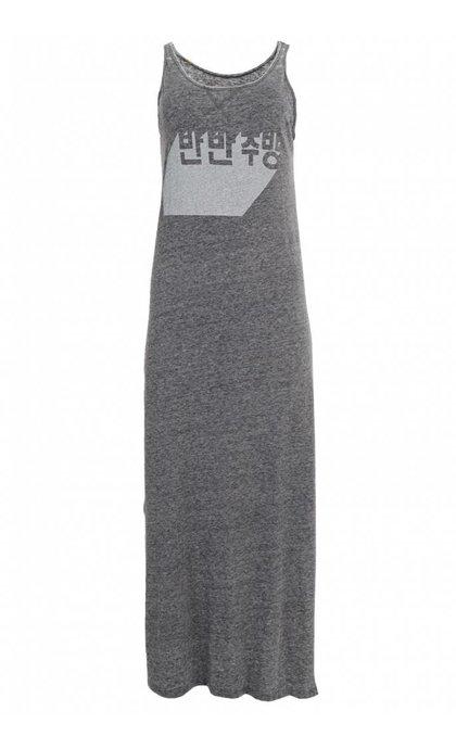 Walldog Joni Dress Charcoal