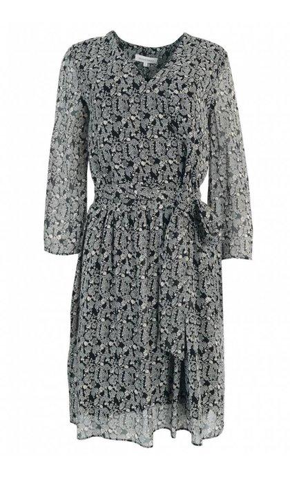 Second Female Sepia Dress Black