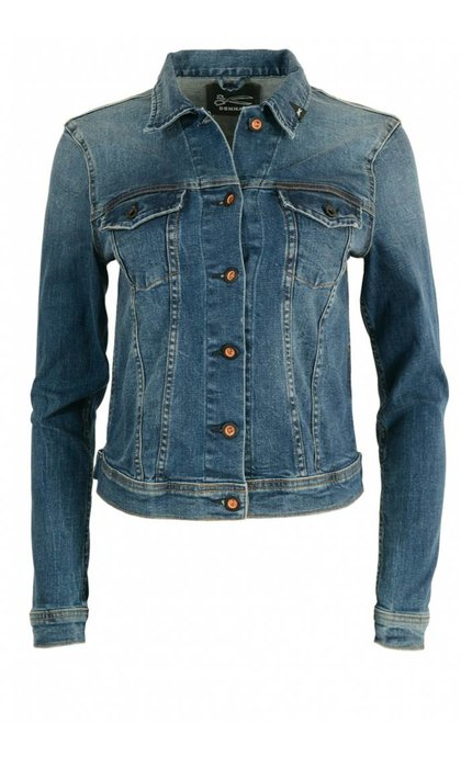 Denham Brooklyn BS Denim Jacket Indigo