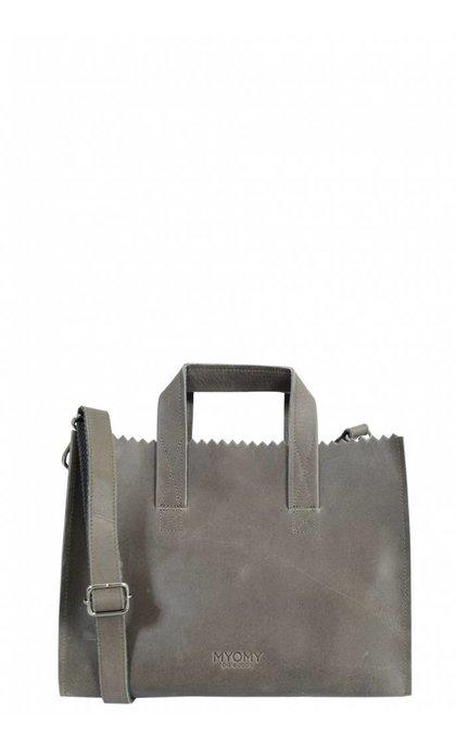 MYOMY Do Goods MY PAPER BAG Handbag Cross-Body Taupe