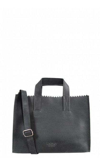 MYOMY Do Goods MY PAPER BAG Handbag Cross-Body Off Black