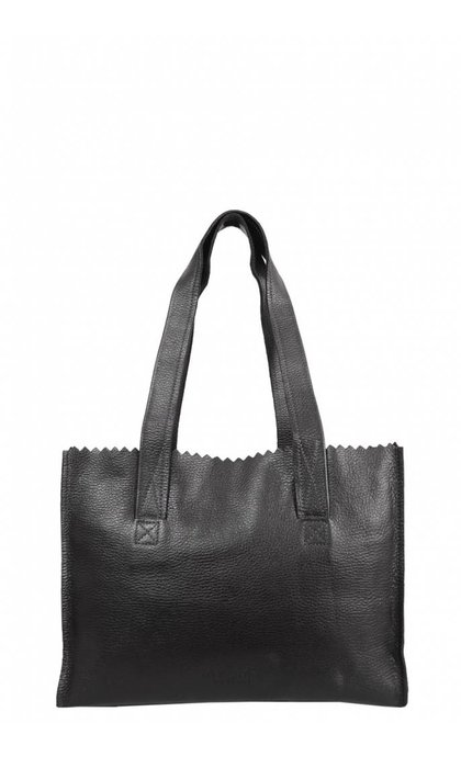 MYOMY Do Goods My Paper Bag Leather Handbag