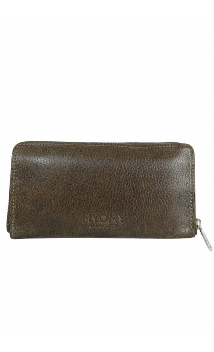 MYOMY Do Goods My Paper Bag Leather Wallet