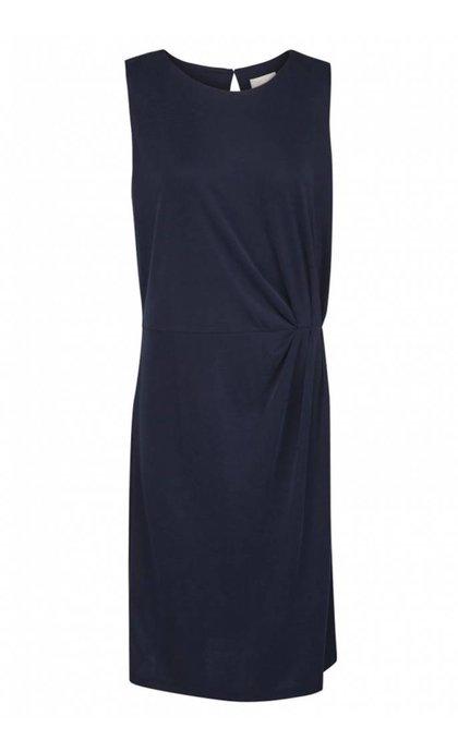 Minus Lila Dress Black Iris